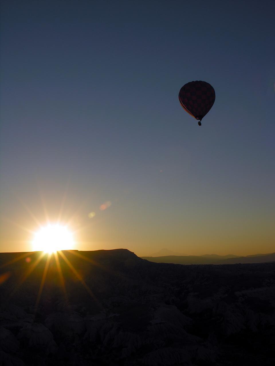 Kapadokya_Sunset