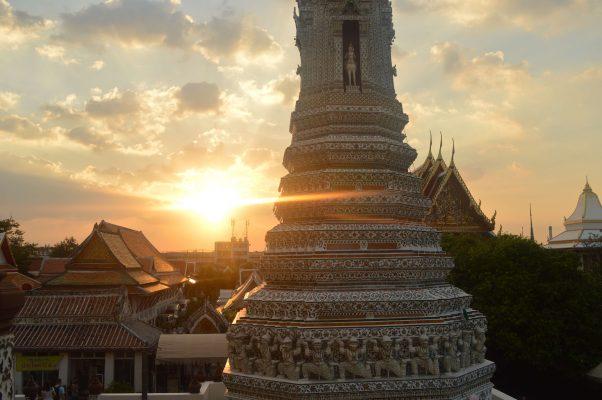 Wat Arum en Bangkok