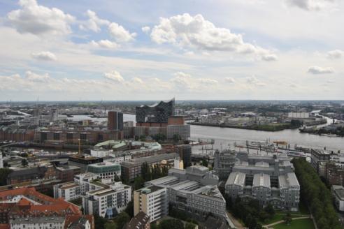 Hamburgo vistas