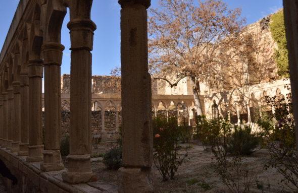 claustro convento Morella