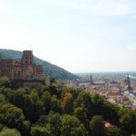 Heidelberg, filosofía junto al Neckar