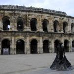 Visitando Montpellier y Nimes