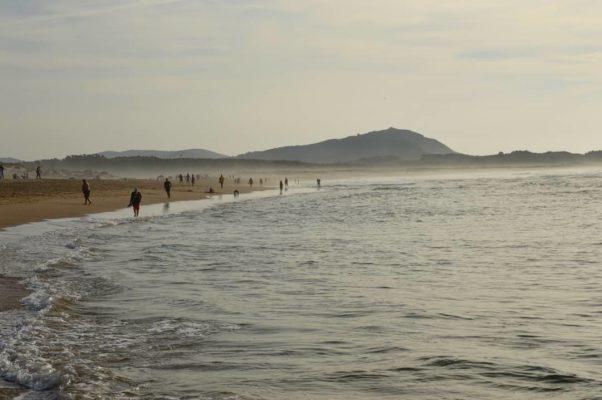 Playa de Valdoviño.