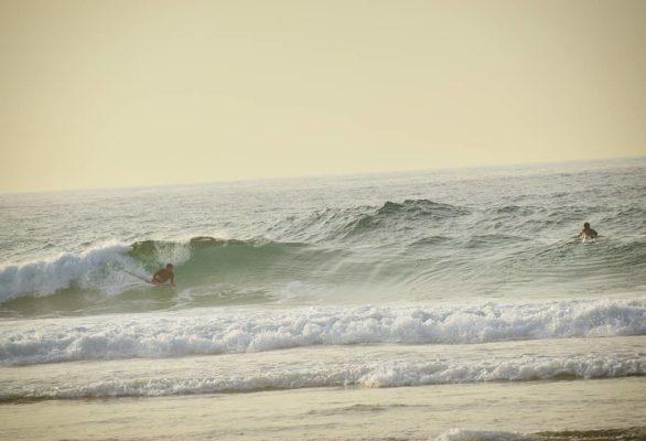 surf en Valdoviño